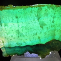 Cuprian Smithsonite