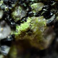 Uranospinite & Uraninite