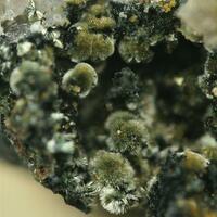 Beraunite With Phosphosiderite