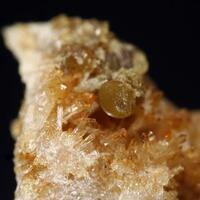 Eosphorite With Siderite
