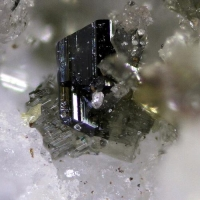Aeschynite With Synchisite