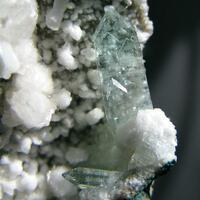 Fluorapophyllite-(K) Gyrolite & Heulandite