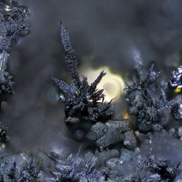 Acanthite With Galena