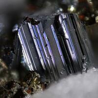 Liveingite & Pyrite