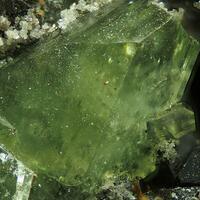 Ludlamite & Phosphoferrite