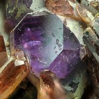 Phosphosiderite & Strengite