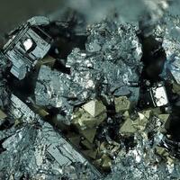 Luzonite & Pyrite