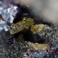 Wickmannite & Argyrodite