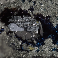 Pyrargyrite Polybasite & Stephanite