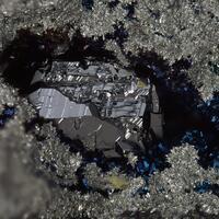 Pyrargyrite Polybasite & Stephanite