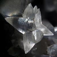 Calcite On Tennantite