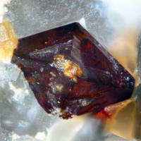 Clinobisvanite