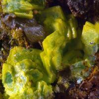 Phosphuranylite & Schoepite