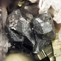 Miargyrite & Geocronite