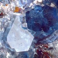 Osumilite-(Mg) & Cordierite