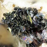 Sternbergite & Pyrargyrite