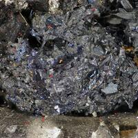 Gratonite & Chalcopyrite