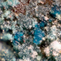 Centennialite & Calumetite On Copper