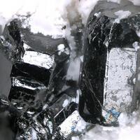 Långbanite & Rhodonite