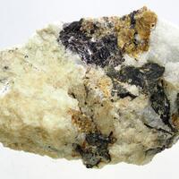 Yttrotantalite-(Y) Monazite-(Ce) & Morganite