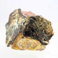 Kasolite Uranophane & Thorogummite
