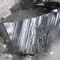 Miargyrite & Pyrargyrite