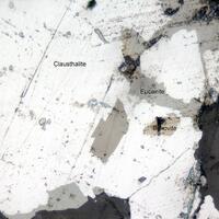 Hakite Eucairite Eskebornite Tiemannite & Clausthalite