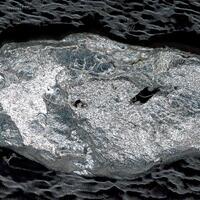 Native Iridium