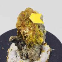 Joy Desor Mineralanalytik: 15 Sep - 22 Sep 2020