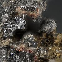Hocartite Pirquitasite & Toyohaite