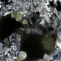 Sénarmontite & Feinglosite