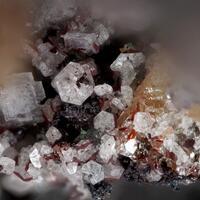 Naumannite Adamite & Wulfenite