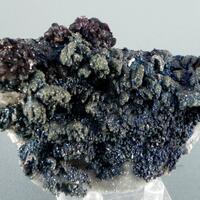 Sphalerite On Chalcopyrite
