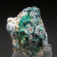 Brochantite Psm Cerussite