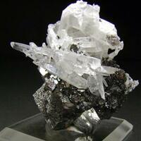 Cassiterite Quartz & Arsenopyrite