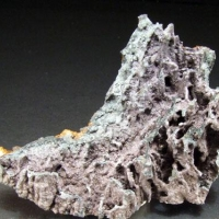 Chalcophanite On Coronadite