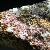 Cobaltaustinite & Erythrite