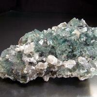 Fluorite Quartz & Chalcedony