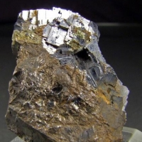 Galena On Pyrrhotite