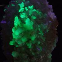 Hyalite On Quartz