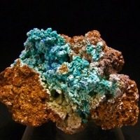 Linarite & Smithsonite