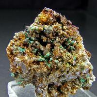 Malachite & Pyromorphite