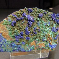 Malachite Psm Cuprite & Azurite