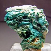 Malachite Psm Libethenite Pseudomalachite & Malachite