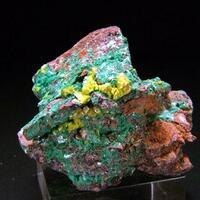 Metaschoepite & Torbernite