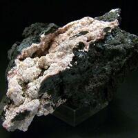 Montgomeryite & Fluorapatite On Variscite