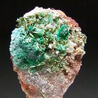 Olivenite Cornubite & Cornwallite