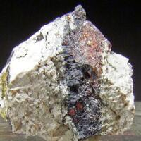 Perroudite & Capgaronnite In Kaolinite