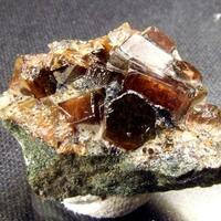 Pyrosmalite-(Fe)