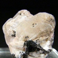 Romanèchite On Baryte